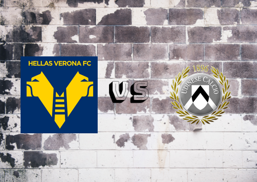 Hellas Verona vs Udinese  Resumen