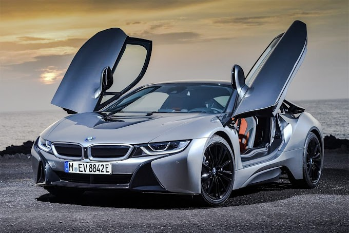 Horrific facts about the future and destiny of the second generation about BMW I8