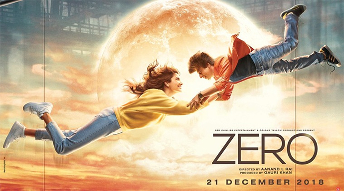 ZERO Hindi Movie 2018 Song Lyrics and Video Starring Shah Rukh Khan, Anushka Sharma, Katrina Kaif directed by Aanand L Rai