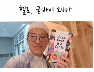 Kisah Perjalanan Mualaf Son Ju Yeong