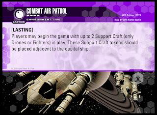 Environment type: Combat Air Patrol