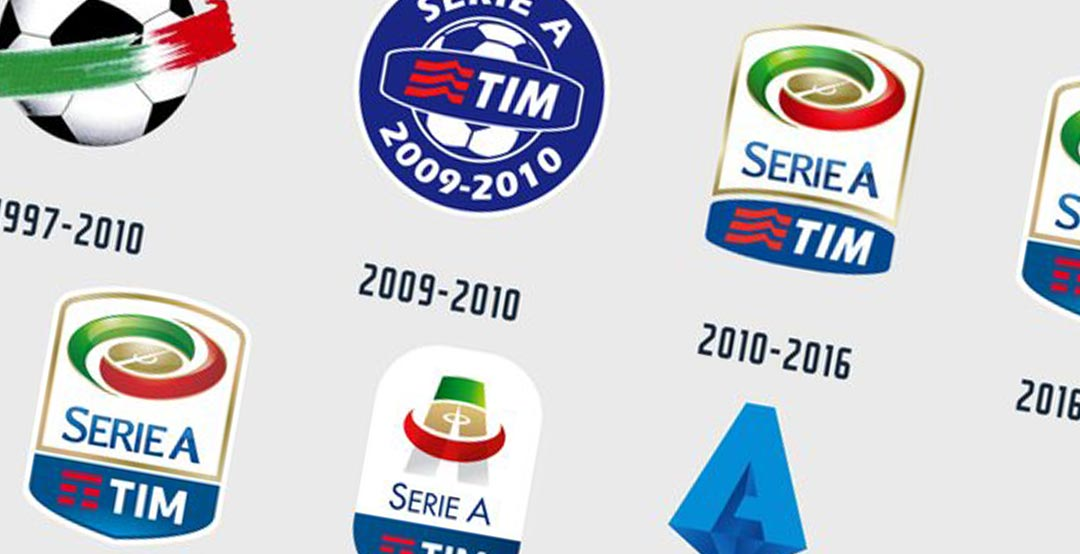 all new logo from 2019 20 full serie a logo history footy headlines serie a logo history