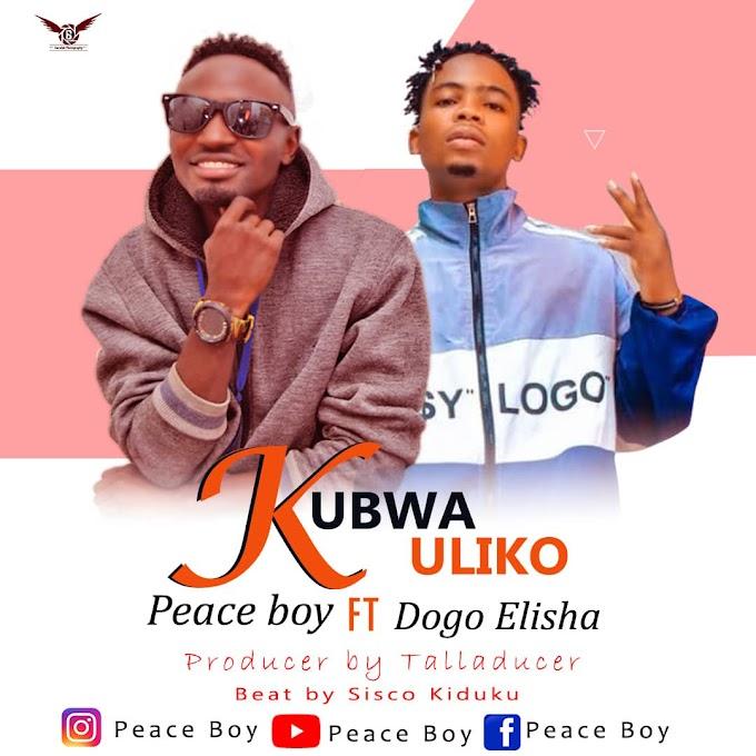 AUDIO   PEACE BOY FT DOGO ELISHA - KUBWA KULIKO   DOWNLOAD NOW