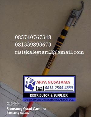 Jual Stik PLN Superhandle 20KV 3mtr di Purbalingga
