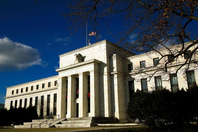 The Fed Peringatkan Sistem Keuangan Hadapi Kerentanan Akibat Pandemi Covid-19