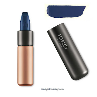 velvet matte crazy color lipstick kiko