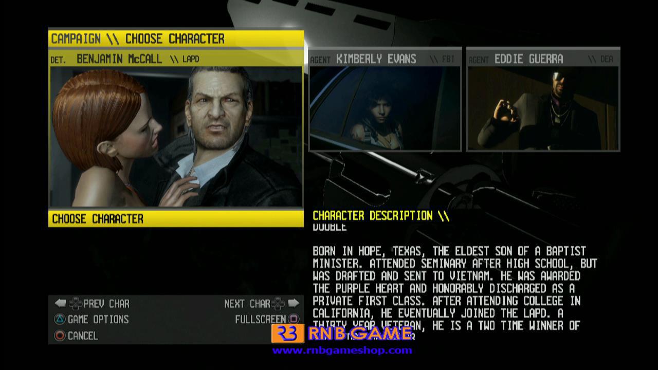 Download Game PS3 CFW2OFW HEN Call of Juarez: The Cartel
