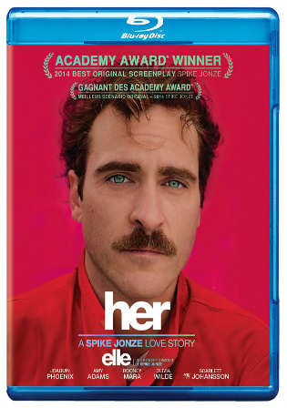 Her 2013 Dual Audio Movie 390MB