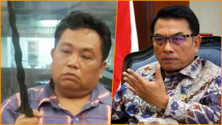 Moeldoko Undang Makan Siang Arief Poyuono, Mau Bahas Apa?