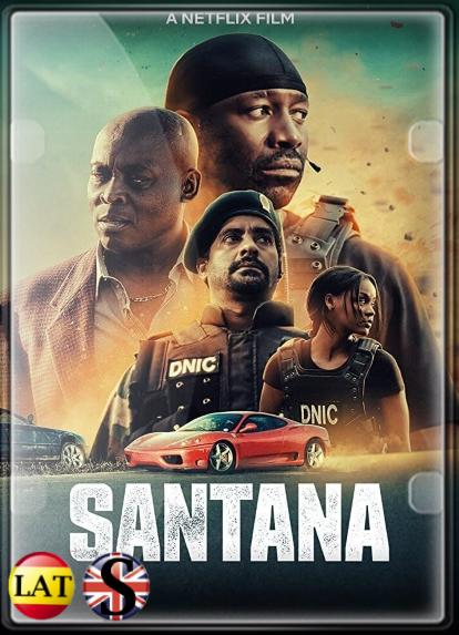 Los Hermanos Santana (2020) WEB-DL 1080P LATINO/INGLES