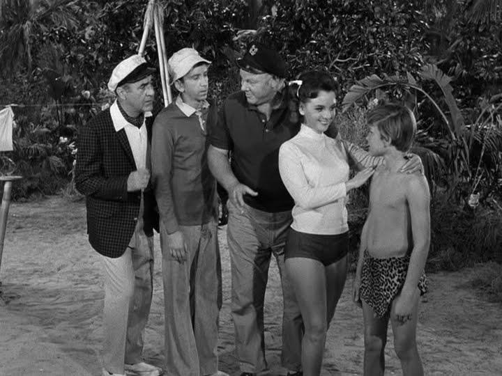 Jungle Boy Gilligan S Island