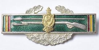 The Kagnew pin