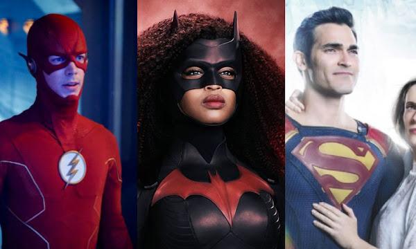 The CW renova suas principais séries do universo DC