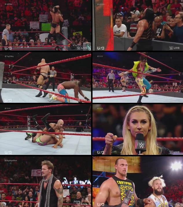 WWE Monday Night Raw 26 Sep 2016 HDTV 480p
