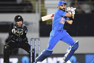 Cricket Highlightsz - New Zealand vs India 1st T20I 2020