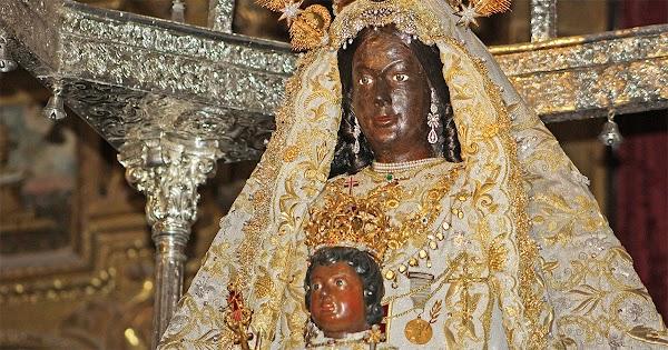 Horario e Itinerario de la Procesión de La Merced, Patrona de Jerez