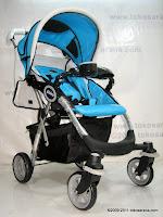1 Pliko BS528 Alpina Baby Stroller