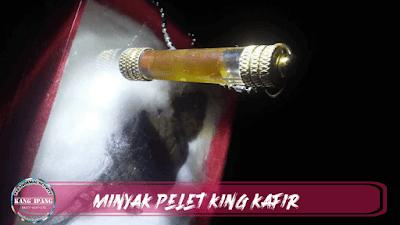 tata cara pengaktifan minyak pelet | tajun kafir dan king kafir
