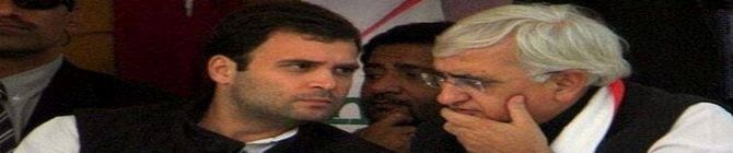 Rahul Gandhi's Comment Over China Disengagement Gave Voice To Nation: Salman Khurshid