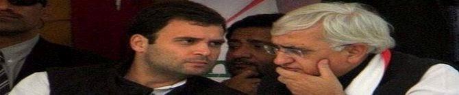 Rahul Gandhi's Comment Over China Disengagement Gave Voice To Nation: Salman Khurshid