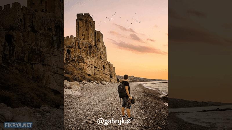 Bangunan unik The Lost World Castle
