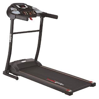 Healthgenie 3911M 2.5 HP Peak Motorized Treadmill