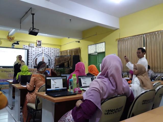 Pelatihan Pembuatan E-Modul Sekolah Zonasi 2019