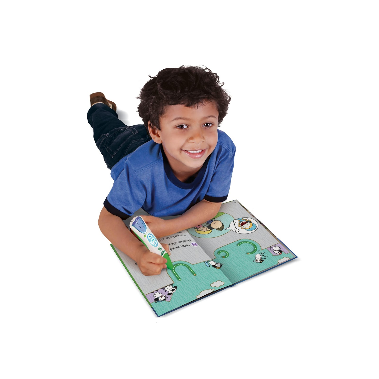 Win A LeapFrog LeapReader™ The Interactive Learn To Read & Write