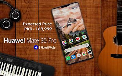 Huawei Mate 30 Pro Price in Pakistan, Release Date, Specs