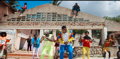 VIDEO Dully Sykes Ft Harmonize – Nikomeshe Mp4 Download