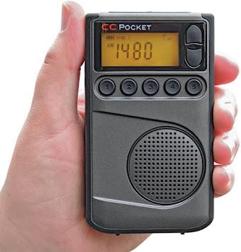 Cheap Pocket AM FM NOAA Weather Alert Radio