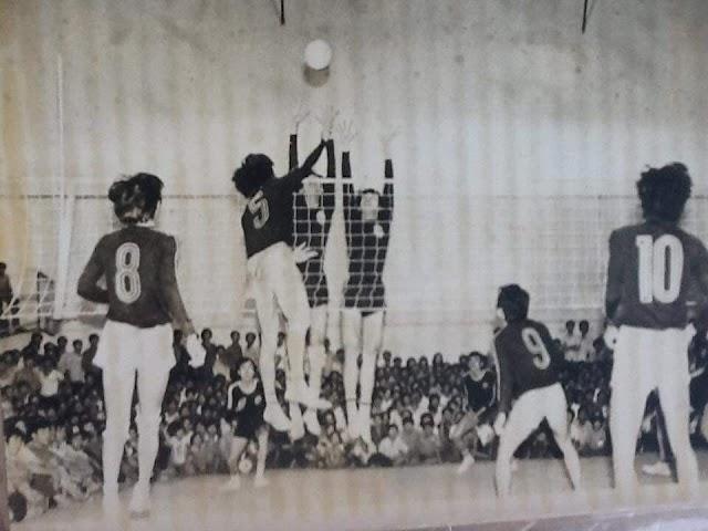 Các đội bóng và cá nhân tiêu biểu của bóng chuyền Sài Gòn - TPHCM