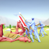 تحميل لعبة Totally Accurate Battle Simulator مجانا بحجم 48 ميجه