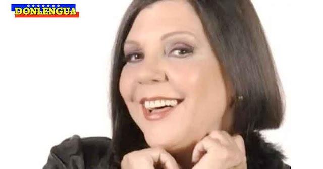 Rosario Prieto fue diagnosticada con mal de Parkinson