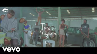 Music : Falz – This Is Nigeria