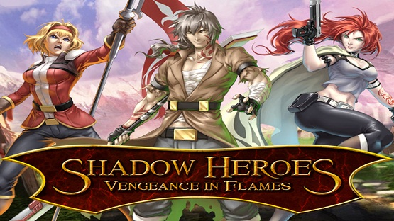 Shadow Heroes Vengeance In Flames Chapter 1 Game Free Download