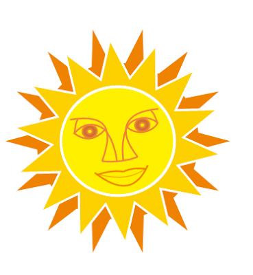 tutorial logo mentari dari indosat materi tik sma 2 tebo