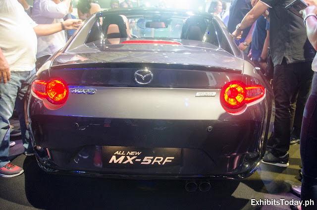 Mazda All-New MX 5RF