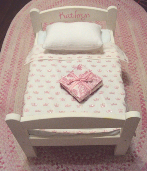 Elle Belle Creative Ikea Doll Bed Re Do