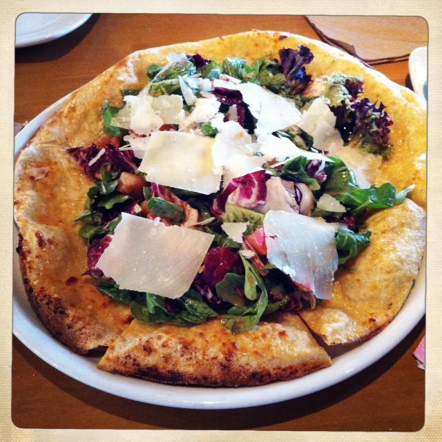 California Pizza Kitchen Tricolore Salad Pizza Discontinued
