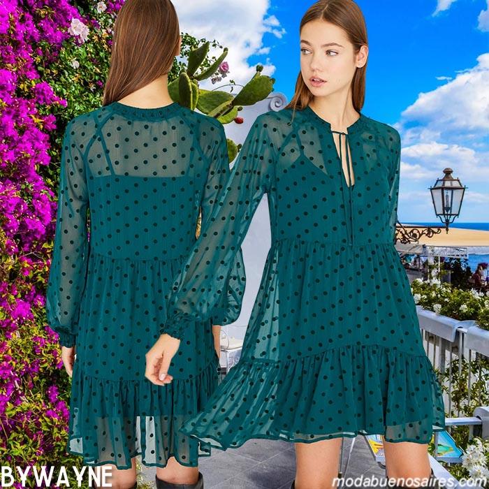 vestidos primavera verano 2021 moda