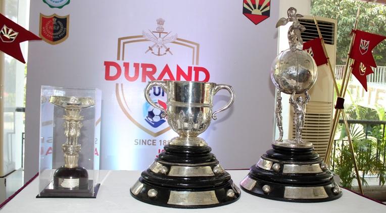 डूरंड कप फुटबॉल प्रतियोगिता 2021