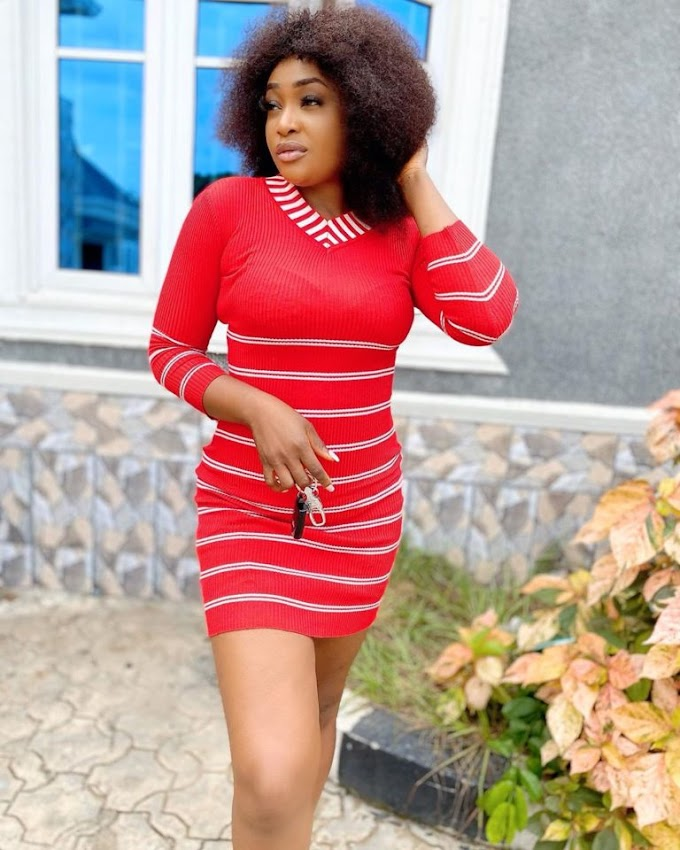 I might not marry because 80% of African marriages is for women to do house chores — Actress Lizzy Gold