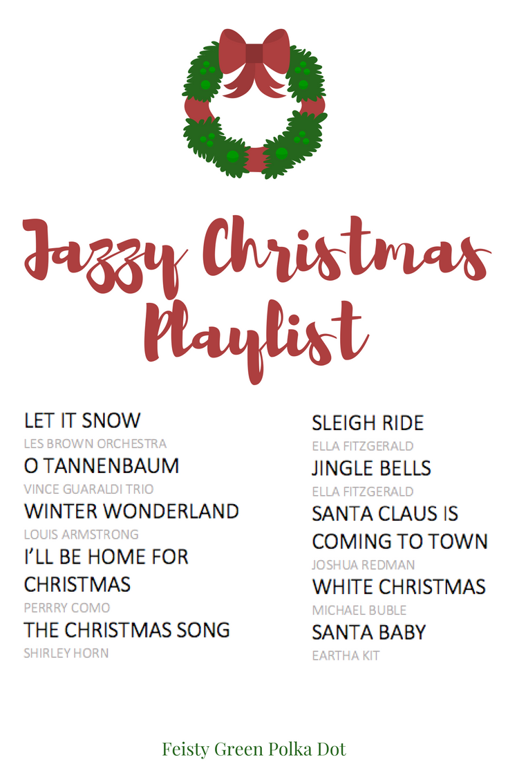 Jazzy Christmas Play List | Holiday Playlist