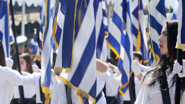 Επώνυμοι Έλληνες του εξωτερικού τιμούν με τηλεοπτικά μηνύματά την επέτειο