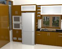 Desain Interior Ruang Dapur Terbaru 2016