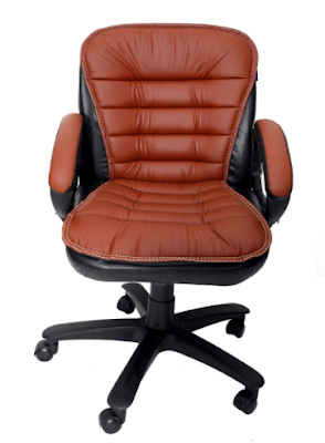 Majestic extra cushion office chair