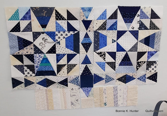 Quilt Showing & Sharing with the Scrappy Sisters!