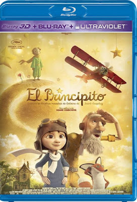 Le Petit Prince (The Little Prince) 2015 BDRip HD 1080p Dual Latino