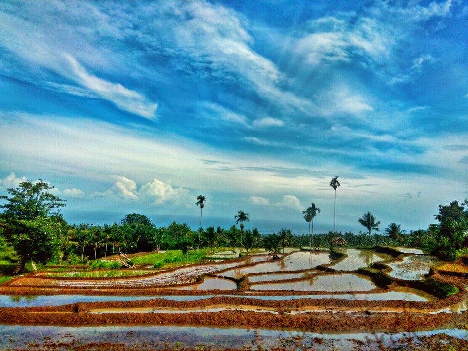 Surga Bulan Madu di Lombok